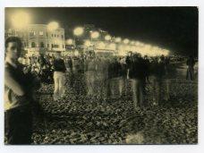Año 1972 en la Fiesta de San Juan, foto tomada por Antonio Ramírez. Foto de Delia Vega