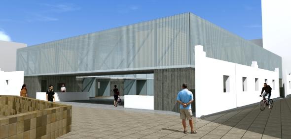 Foto Centro Socio Cultural San Pedro de La Puntilla de Jonathan Rodríguez Lantigua
